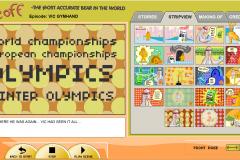Maailmanmestaruuskisat, Olympialaiset, jne. Urmas oli ollut mukana niissä kaikissa. Yleisössä.