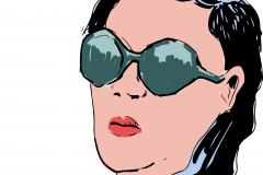 Ashley Bromley - sarjakuvan naishahmo
