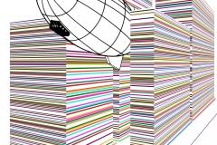 zeppelin episodia varten tehty väri ja muotokieli tutkielma